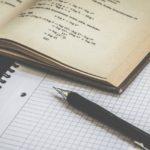 最強のシャーペン「オレンズネロ」細かいノート整理に最適