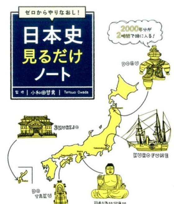 日本史見るだけノート