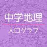 中学地理「世界と日本の自然・人口」