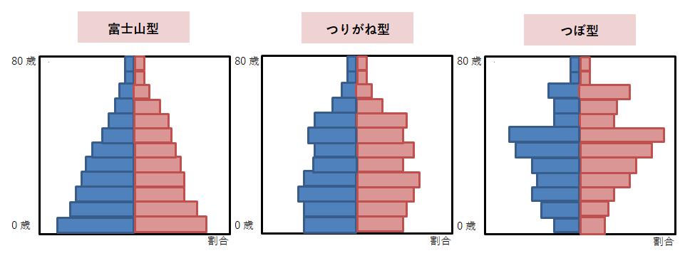 人口の構成