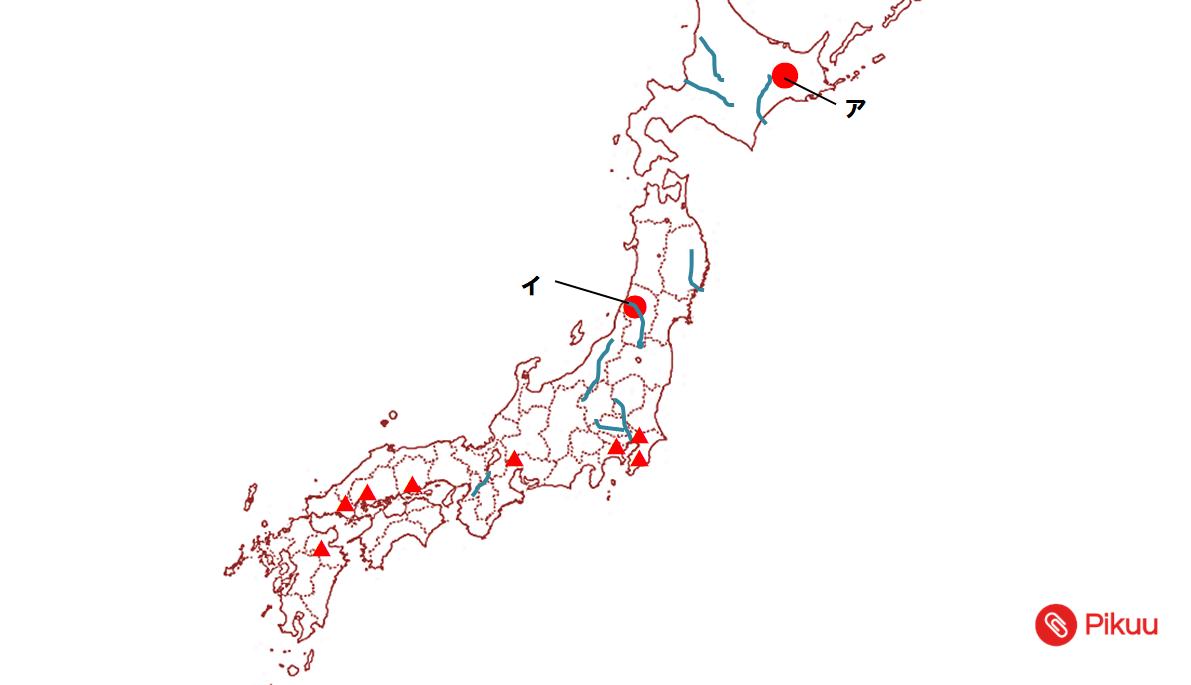 日本地図問題